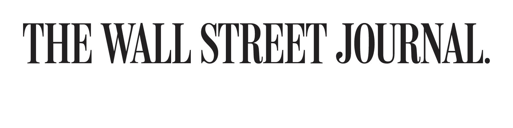 Logo of the Wall Street Journal