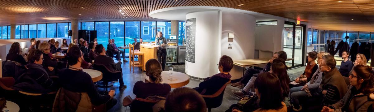 After Hours Conversations | Program in Interdisciplinary Studies