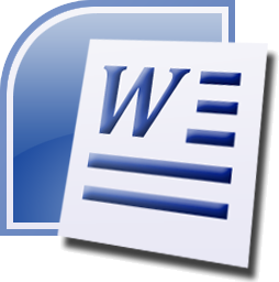 Word 2007 Status Report