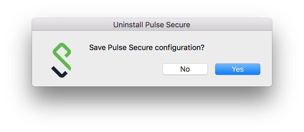 Mac OS X Pulse Secure Uninstall Guide | Institute for Advanced Study