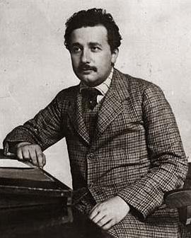 Einstein in the Bern patent office