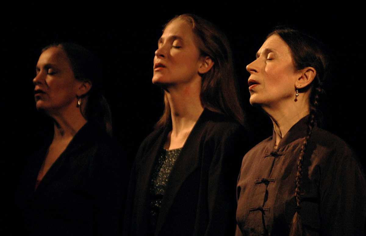 Promotional image for Meredith Monk and company