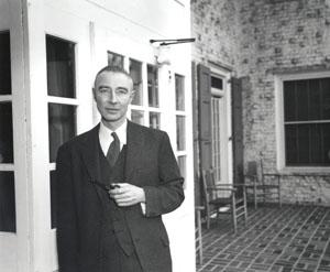 J Robert Oppenheimer Life Work And Legacy Institute