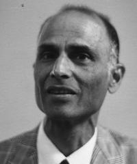 Harish-Chandra | Institute for Advanced Study