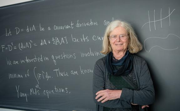 Karen Uhlenbeck wins Abel Prize