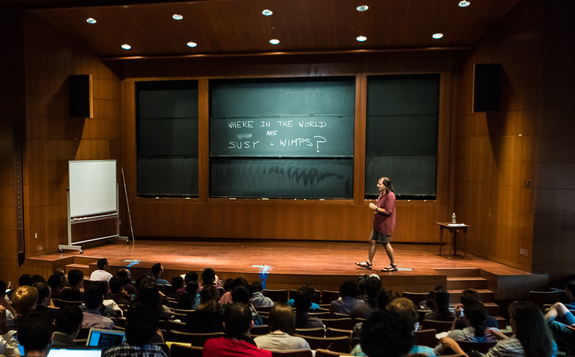 Videos from Prospects in Theoretical Physics 2017