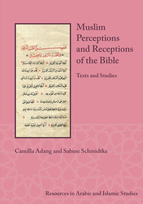 "Book cover for ""Muslim Perceptions"""
