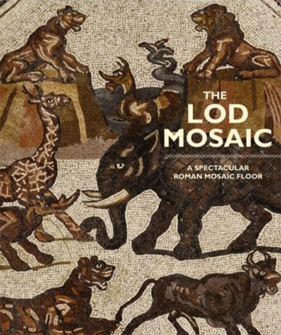 The Lod Mosaic A Spectacular Roman Mosaic Floor Institute For