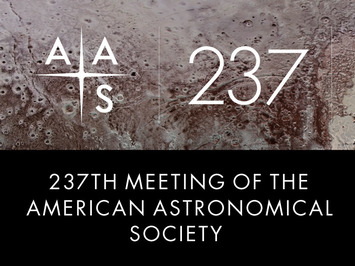 AAS 237th meeting promo banner