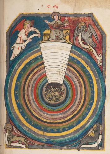 """Gossuin de Metz's """"Image du Monde"""""""