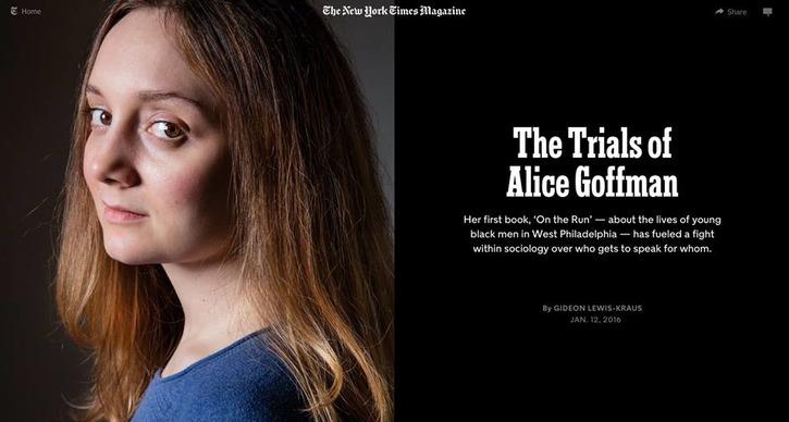 alice goffman sex rumor in Yonkers