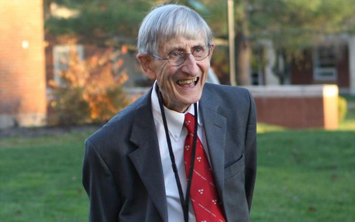 Freeman Dyson at IAS