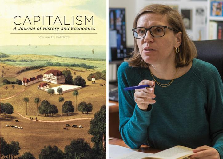 Journal cover, Francesca Trivellato