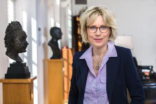 Portrait of Karina Urbach