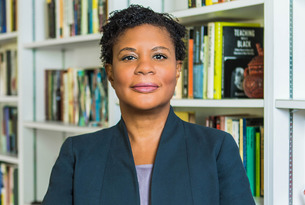 Portrait of Alondra Nelson