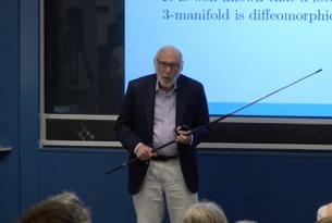 Jim Simons lectures