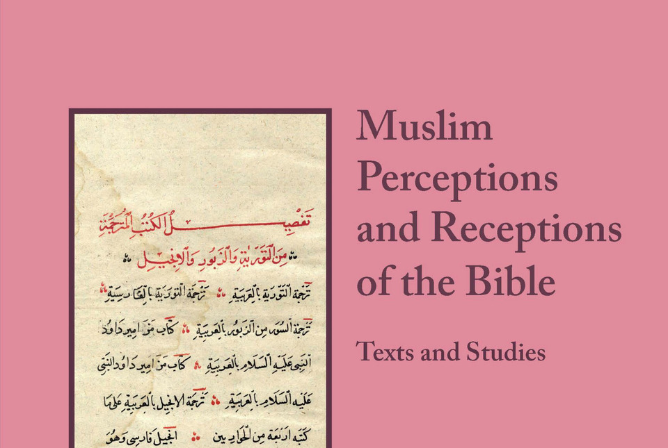 """Book cover for """"Muslim Perceptions"""""""
