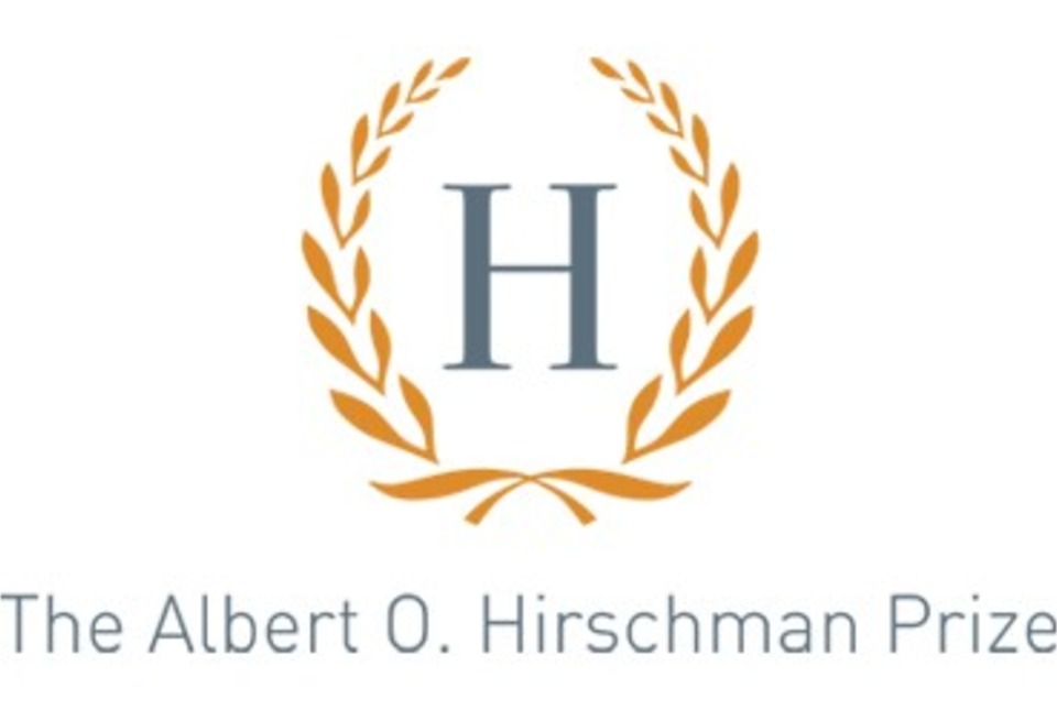 The Albert O. Hirschman Prize