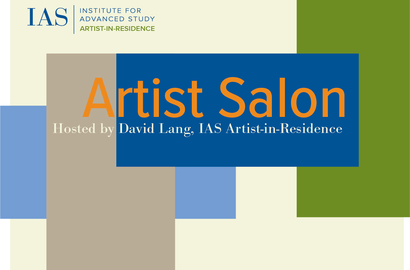 Artist Salon with Frank Snowden
