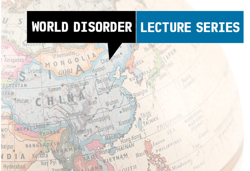 World Disorder Lecture Series