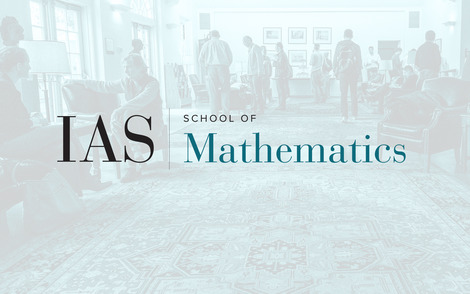 School of Mathematics Event